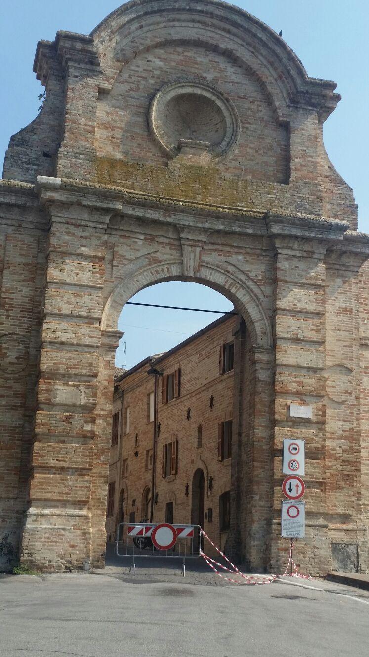 Corridonia Chiuse Due Porte Medievali Ex Fornace A