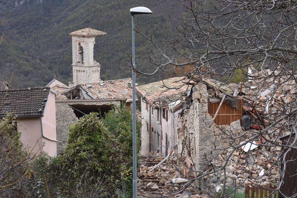 Senza casa in oltre 18mila 34 le scuole chiuse cronache maceratesi - Casa senza fondamenta terremoto ...