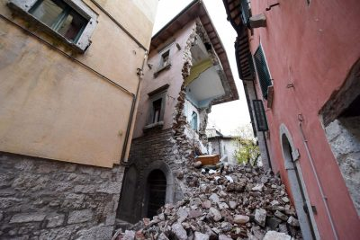 Scossa di terremoto magnitudo 3.7 a Reggio Emilia