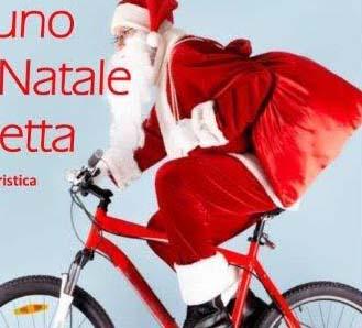 Babbo Natale In Bicicletta.A Porto Recanati Babbo Natale Arriva In Bicicletta Cronache Maceratesi