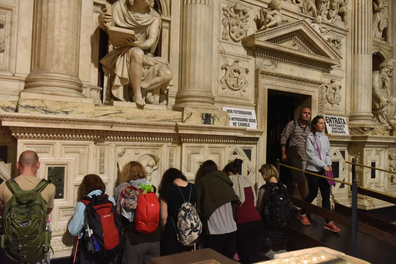pellegrinaggio macerata - loreto - basilica - FDM (2)
