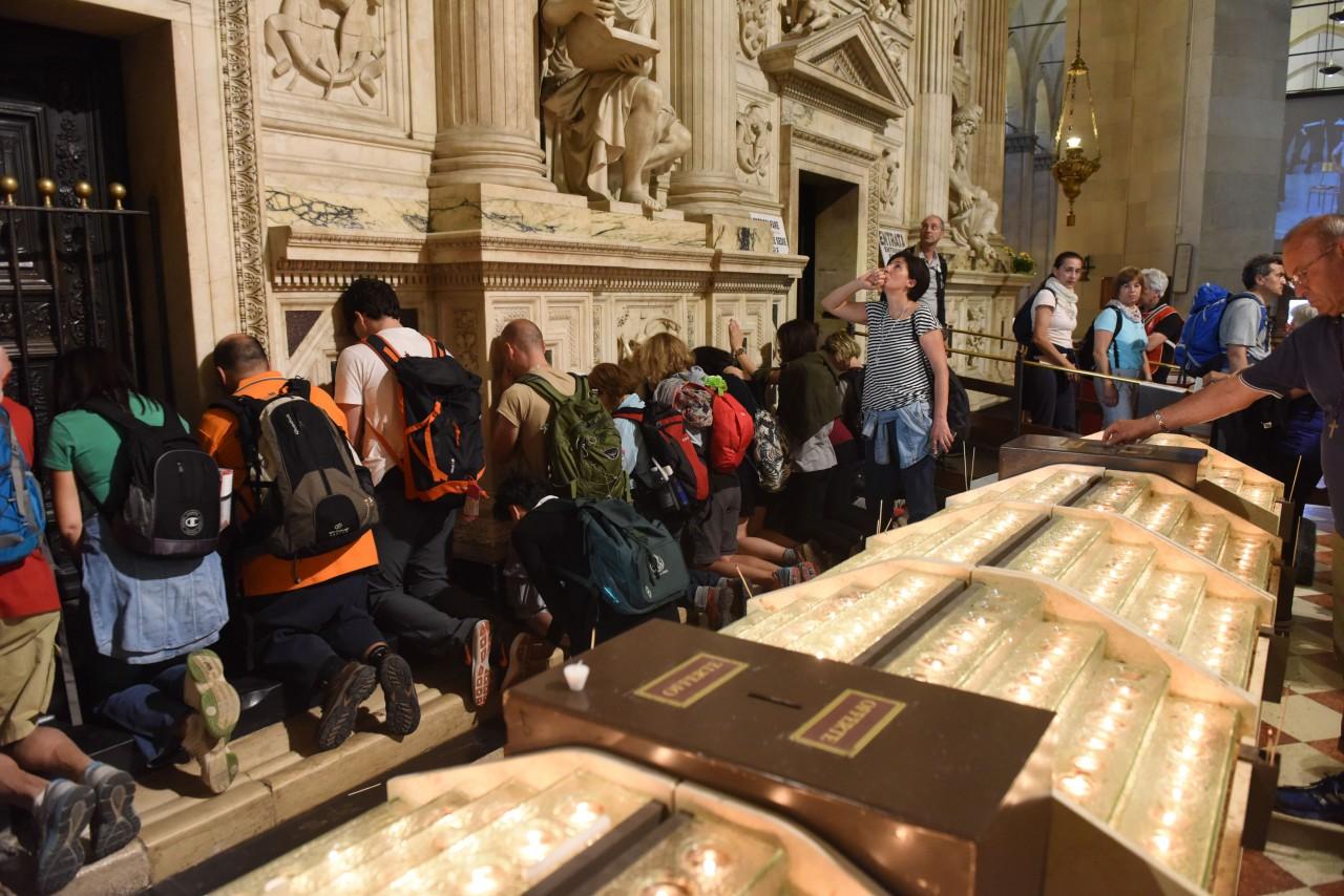 _pellegrinaggio macerata - loreto - basilica - FDM (3)