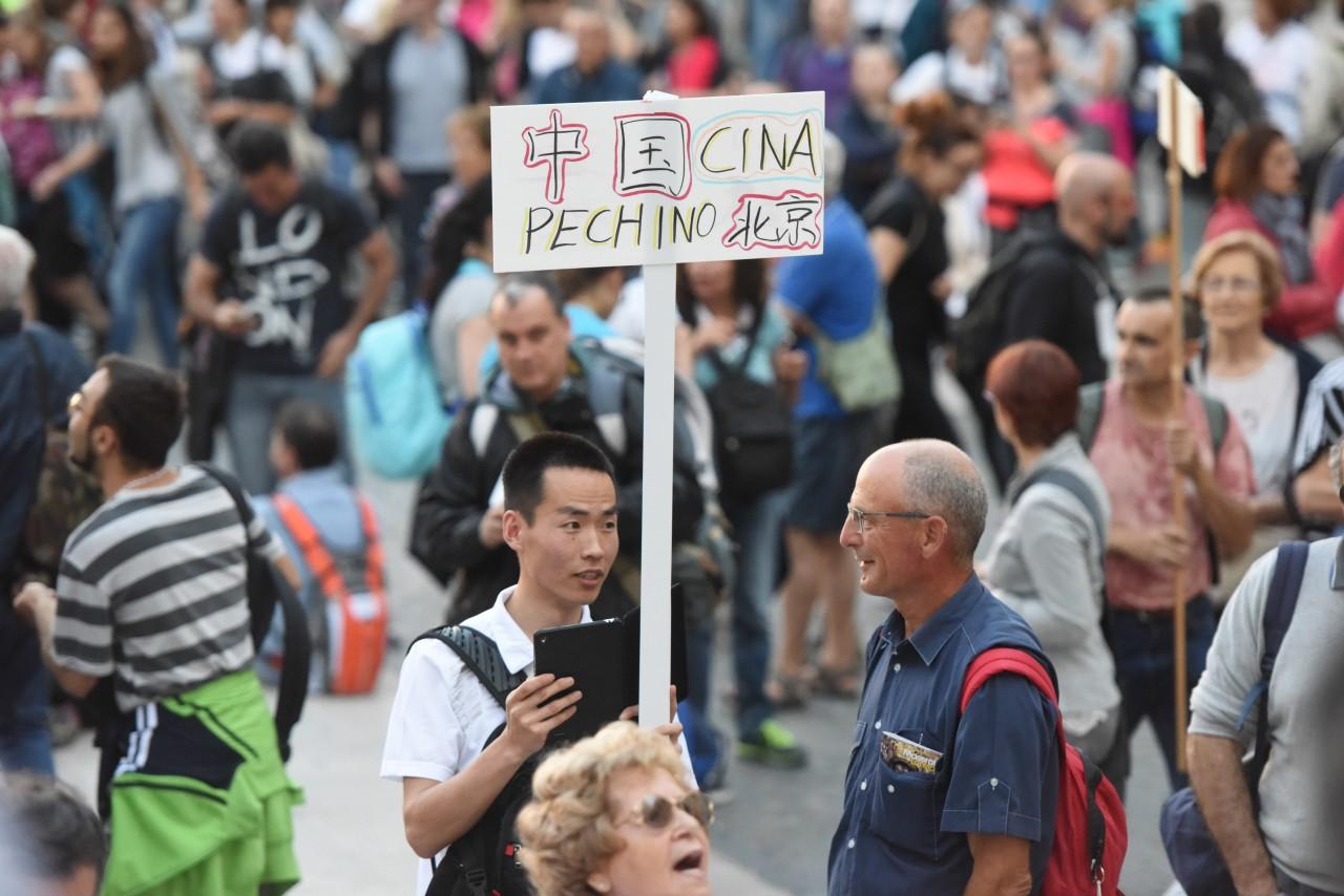 _pellegrinaggio macerata - loreto - piazza - FDM (19)