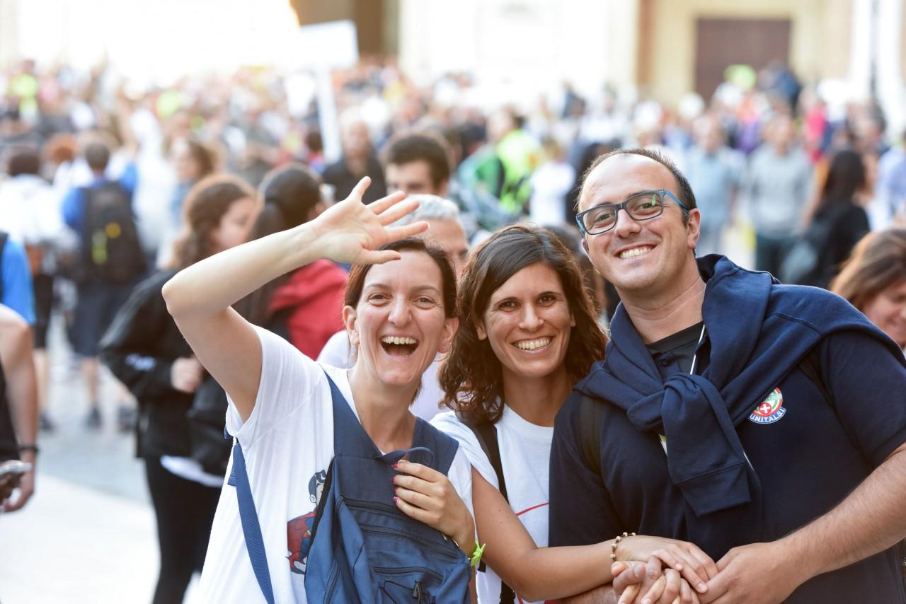 _pellegrinaggio macerata - loreto - piazza - FDM (23)