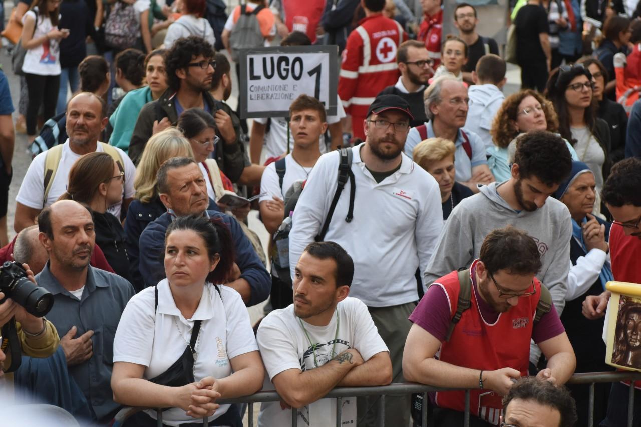 pellegrinaggio macerata - loreto - piazza - FDM (5)