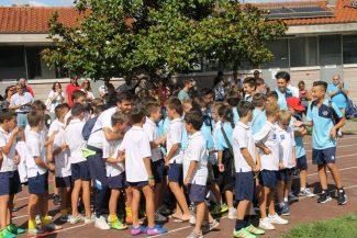 Da Sarnano a Como, una settimana di sport e solidarietà