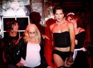 Frank dal pianeta Transexual <br> conquista il palco di Sarnano