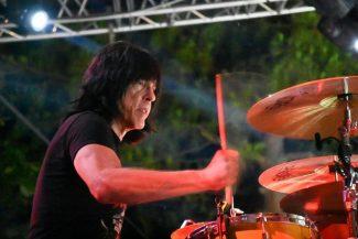 """In 6mila al Fool Festival, Marky Ramone show (foto) : """"Porto il punk dove serve"""""""