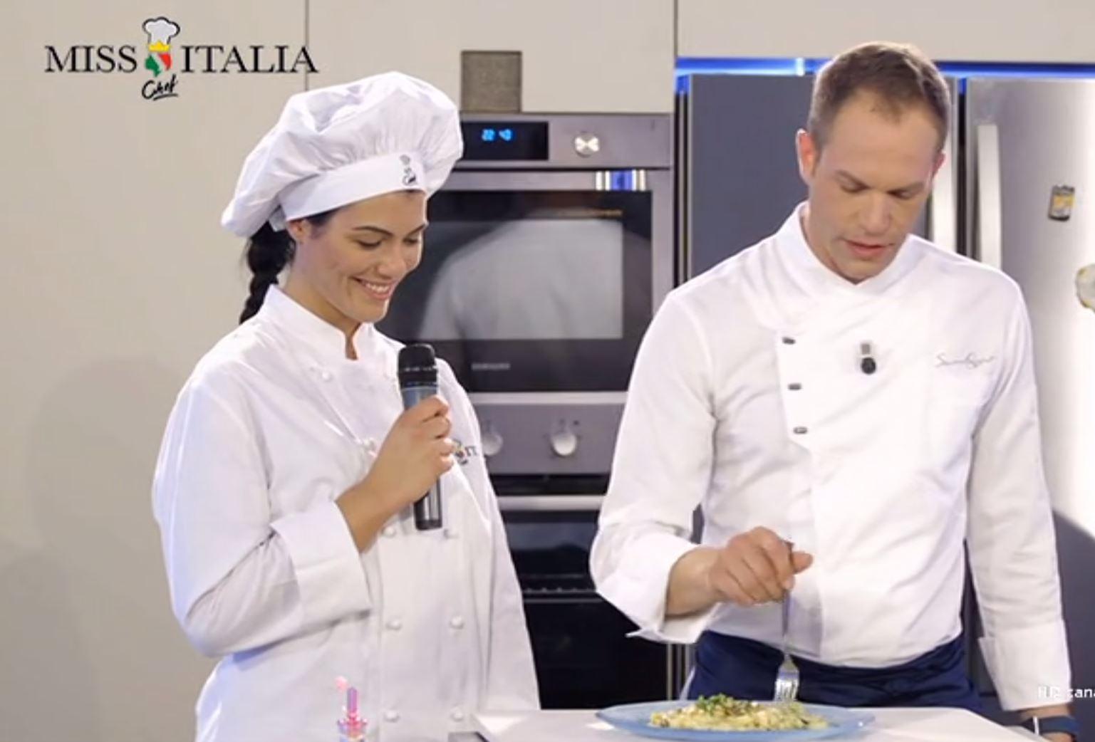Daniela Mazzaferro e Simone Rugiadi