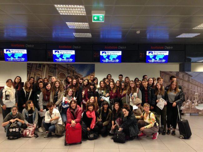 Liceo artistico soggiorno studio a dublino cronache for Soggiorno studio in inglese