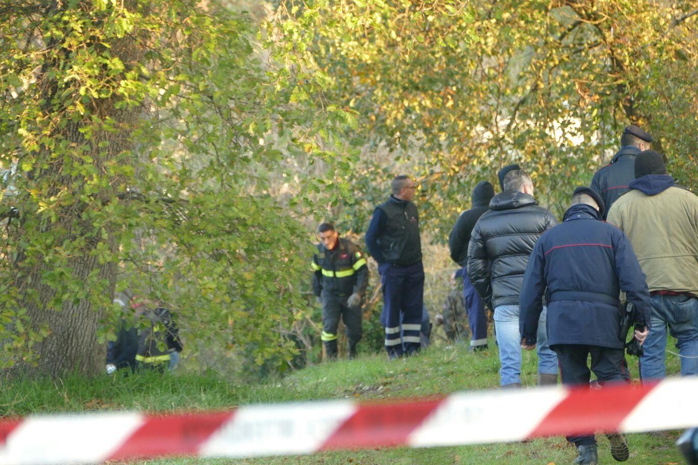 Scoperto cadavere in una scarpata: forse è la pittrice scomparsa nelle Marche