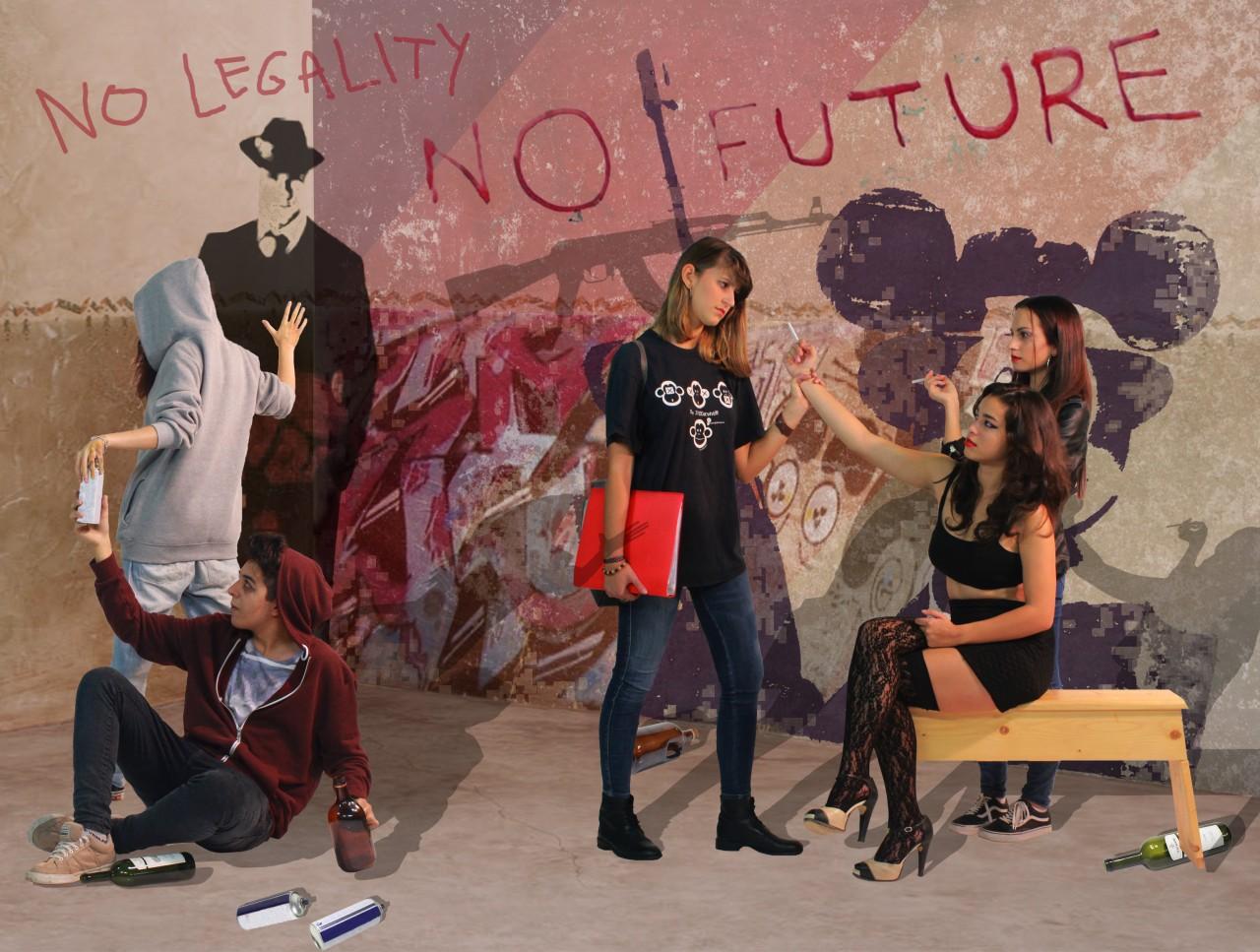 Liceo cantalamessa quando la scuola arte foto video for Indirizzi universitari moda