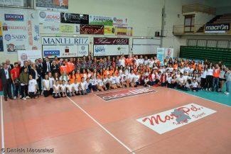 Promozione in B1   e titoli provinciali:  il 2017 del Volley Macerata