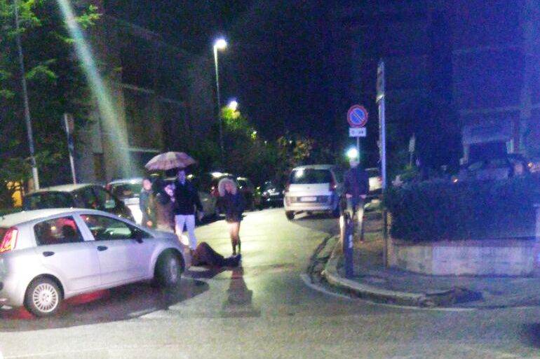 """macerata guys Italian fascist shooter targeted immigrants in """"revenge"""" attack  circumstance of racial hatred over saturday night's shootings in the town of macerata in central italy five men and a ."""
