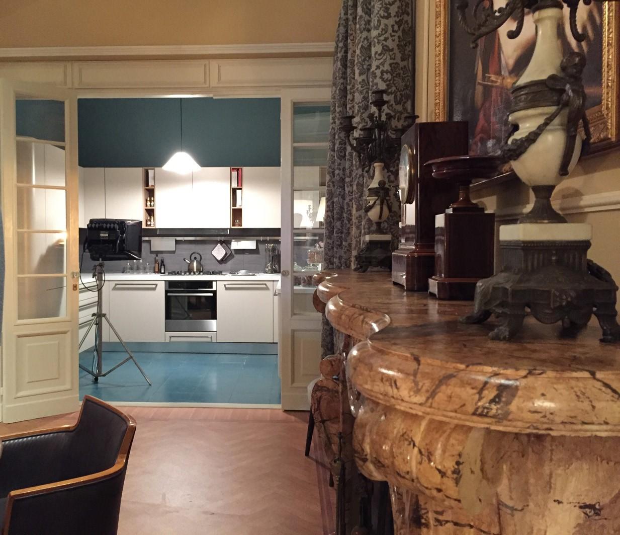 Una cucina Lube nel nuovo film di Verdone | Cronache Maceratesi