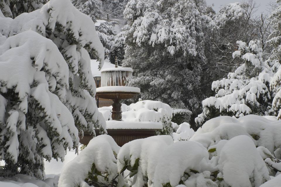 Ghiaccio: allerta meteo codice giallo sulla Toscana