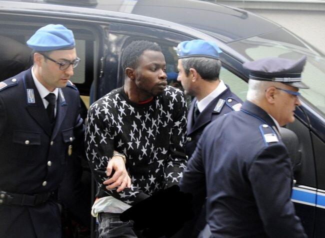 Macerata: i nigeriani restano in carcere