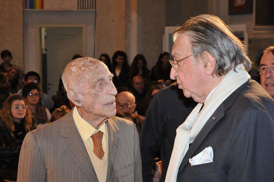 E' morto il critico Gillo Dorfles: aveva 107 anni