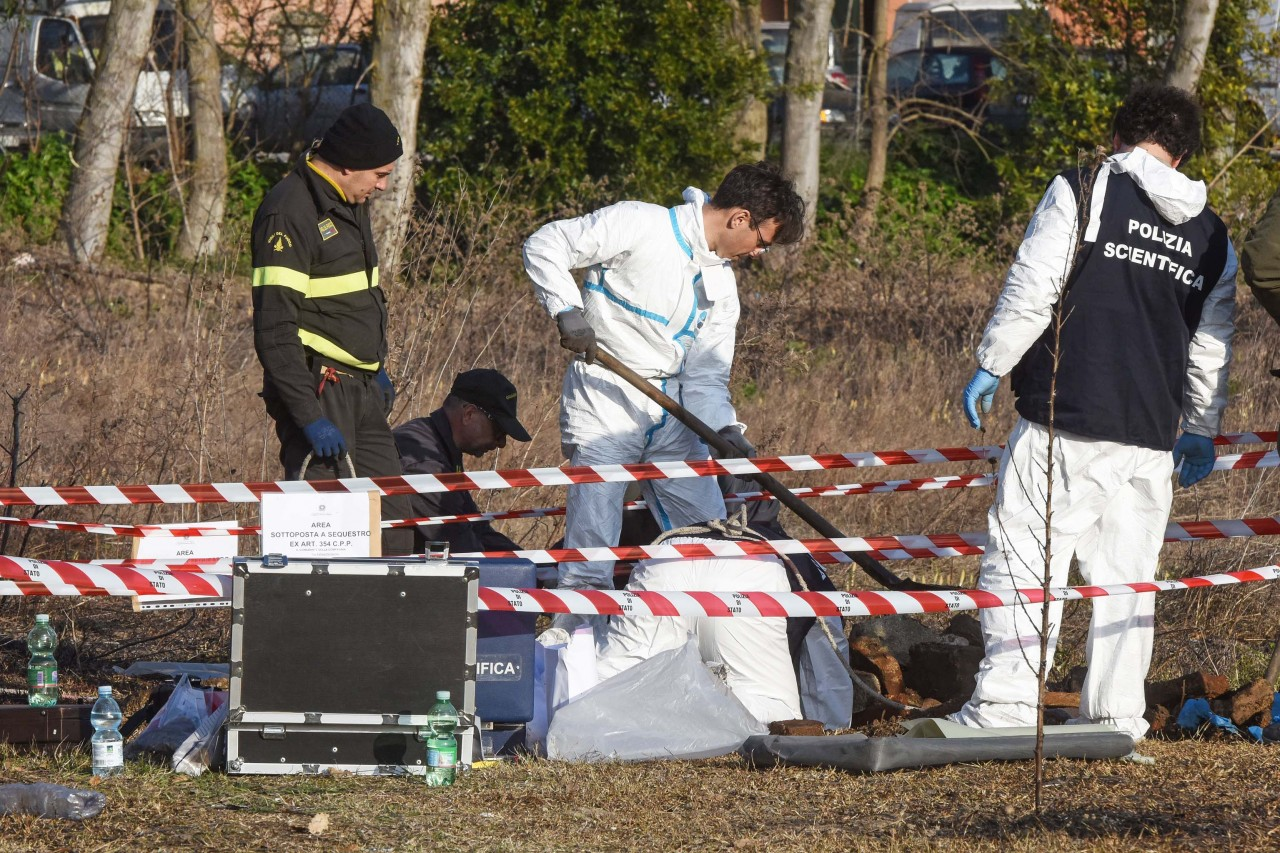 Porto Recanati. Scoperti 5 cadaveri uno è di Cameyi Mossamet
