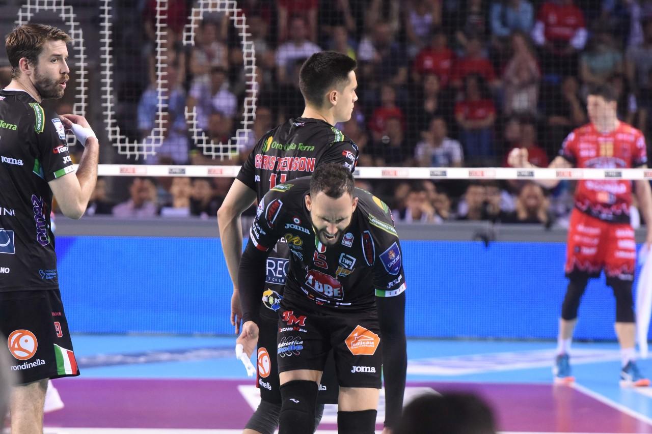 Sir Perugia è Campione d'Italia, l'Umbria sulla vetta del Volley