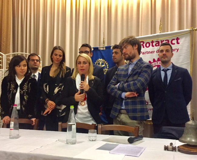Rotaract Macerata Spegne 50 Candeline Cronache Maceratesi