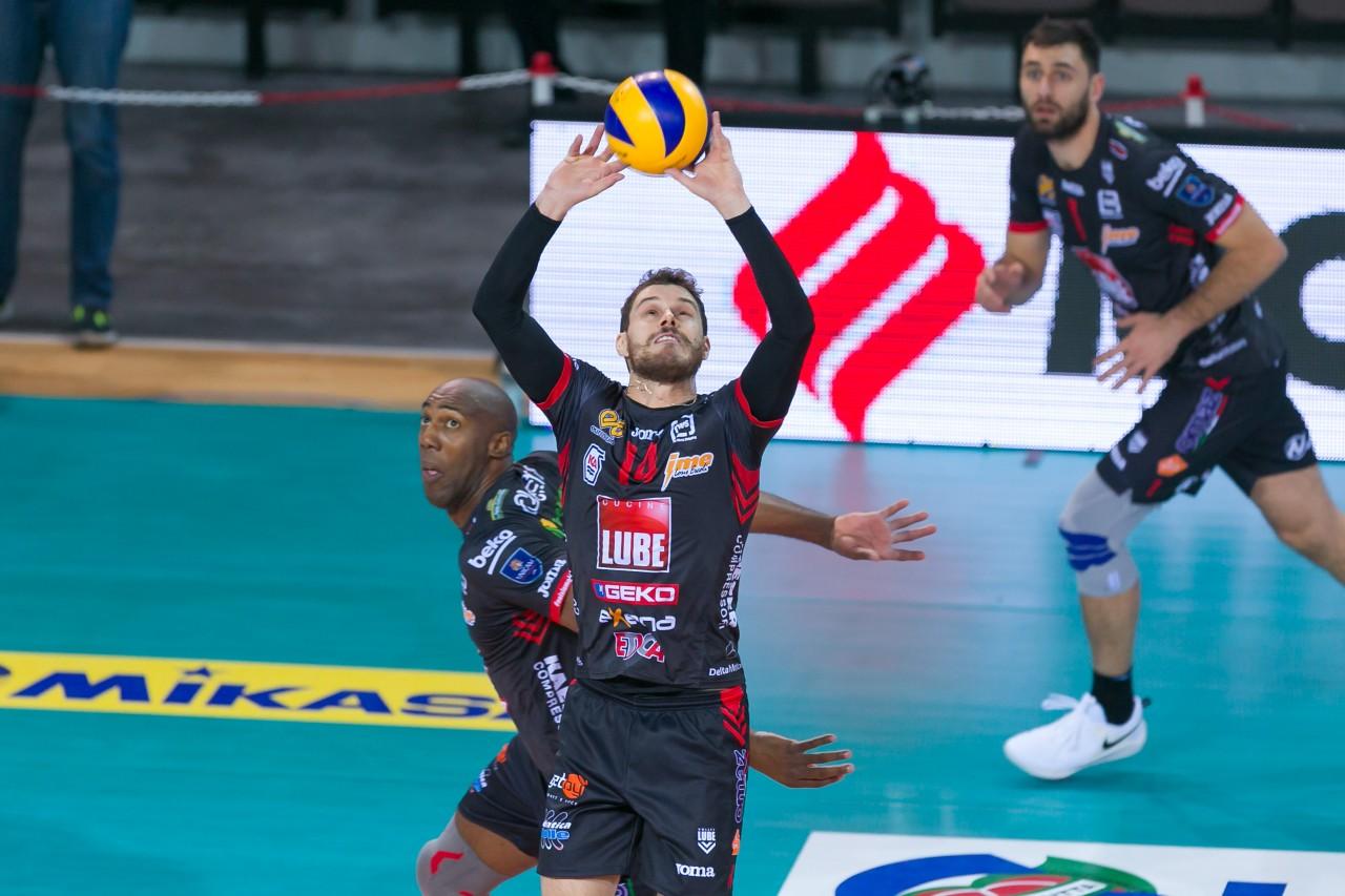 Volley, Champions: impresa Civitanova, sbancata Mosca nell'andata dei quarti