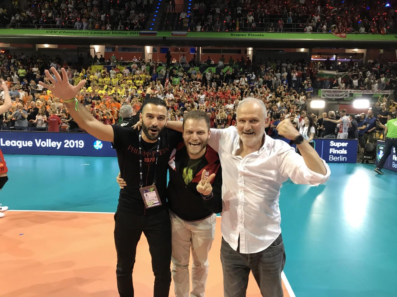 Volley, Civitanova campione a Berlino: battuta Kazan 3-1