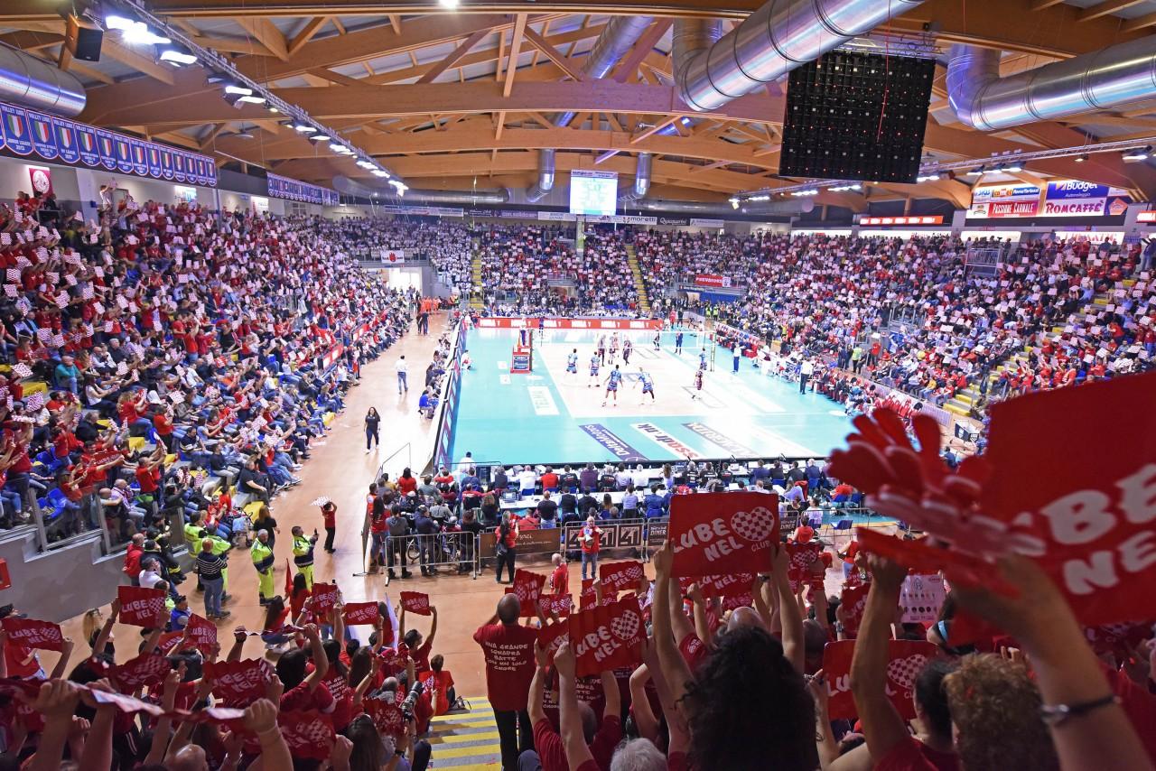 Volley, la Lube Civitanova sbanca Perugia: è campione d'Italia