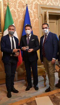 foto-roma-Alfonso-Pecoraro-Scanio-Giuseppe-Conte-e-Gianluca-Carrabs