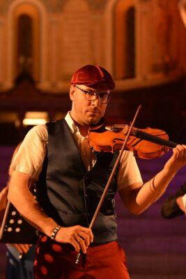 Marco Santini violinista