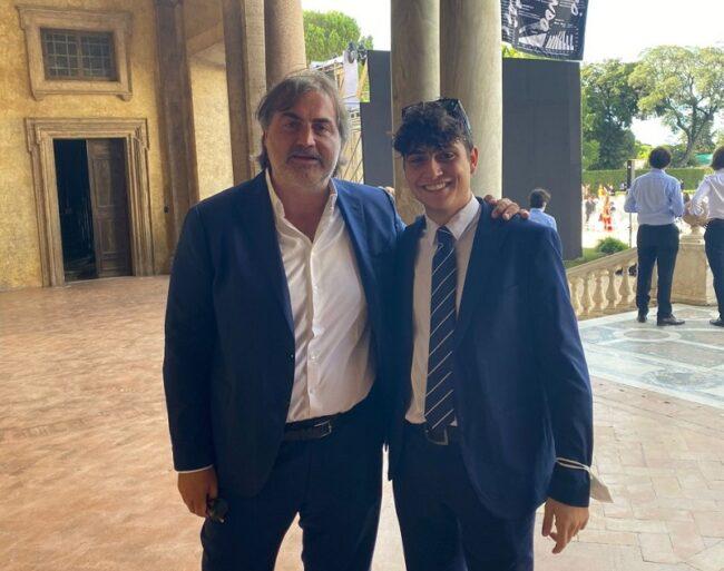 Pierluigi Pardo e Daniele Tarabelli